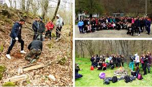 Tour and cleaning in Strandzha for the Forest Week