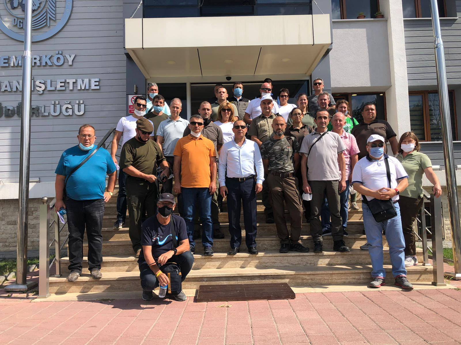Leading forest experts, as well as representatives of local authorities from Bulgaria and Turkey exchange experience in the field of environmental protection