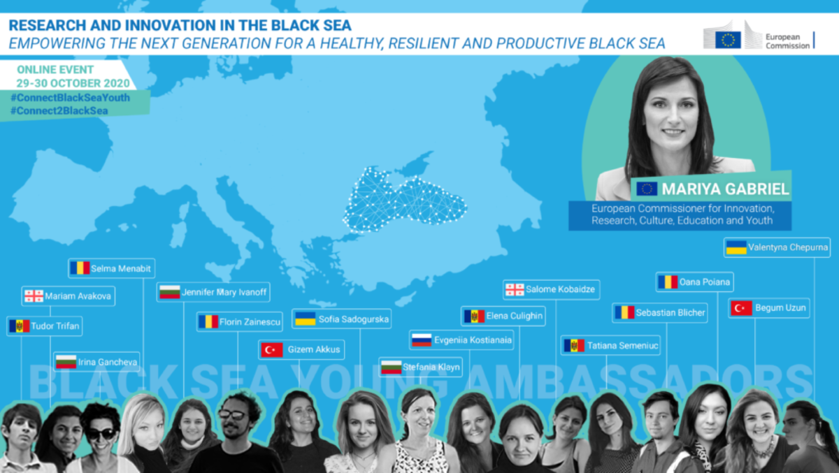 Research and Innovation in the Black Sea event