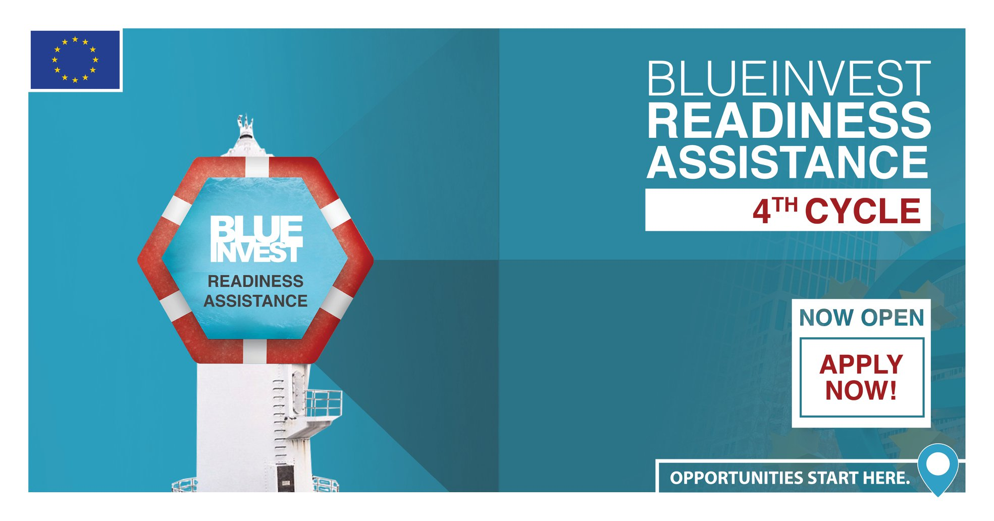 The BlueInvest Readiness Assistance